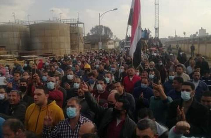 """غضب عمالي بمصر بعد تصفية إحدى """"قلاع"""" الصناعات الثقيلة"""
