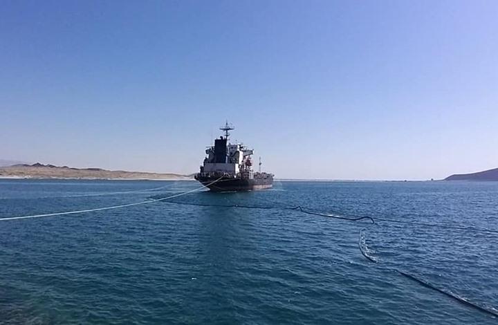 الحكومة اليمنية تفتتح ميناء تجاريا على بحر العرب (صور)