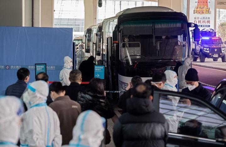 """خبراء """"الصحة العالمية"""" يصلون ووهان الصينية لبحث نشأة كورونا"""