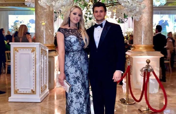 نفي لارتباط ابنة ترامب بشاب سعودي الجنسية
