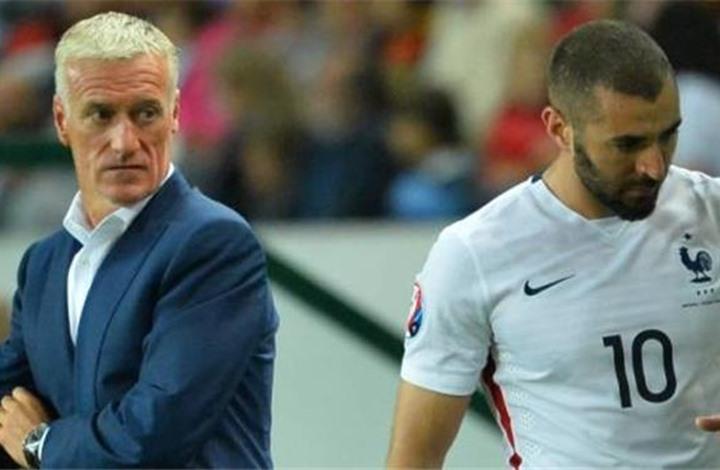 مدرب المنتخب الفرنسي يصدم كريم بنزيمة بقرار جديد