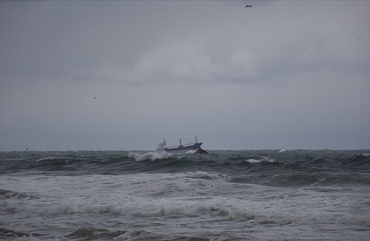 """مصرع بحّارَين إثر غرق سفينة قبالة سواحل """"بارطن"""" التركية"""