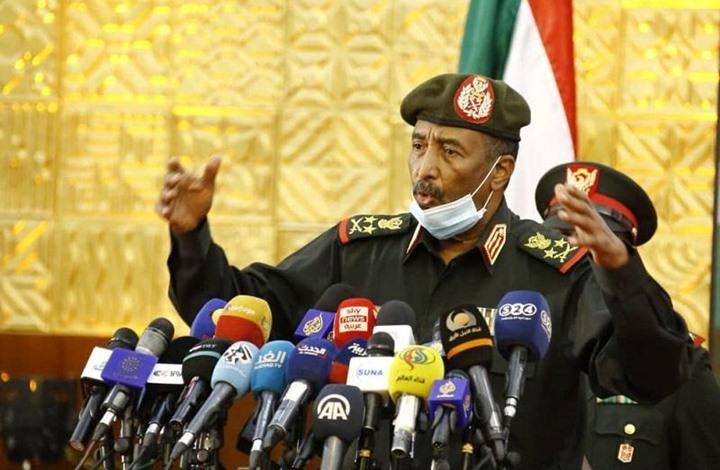 مجلس السيادة السوداني يقر إلغاء قانون مقاطعة إسرائيل