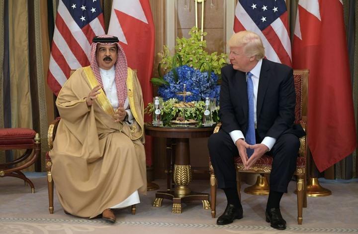 واشنطن تمنح ملك البحرين ووزير خارجية قطر وسامين رفيعين