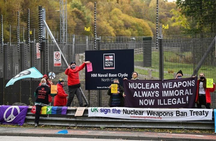 معاهدة حظر الأسلحة النووية تدخل حيز التنفيذ.. وترحيب أممي