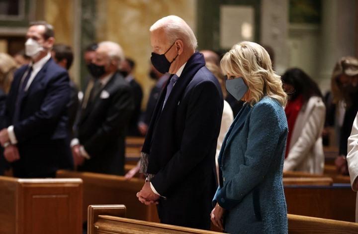 الإيمان الكاثوليكي لبايدن.. هل يكفي لتوحيد أمريكا؟