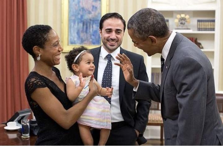 إدارة بايدن تعيد أمريكيا من أصل فلسطيني لمجلس الأمن القومي