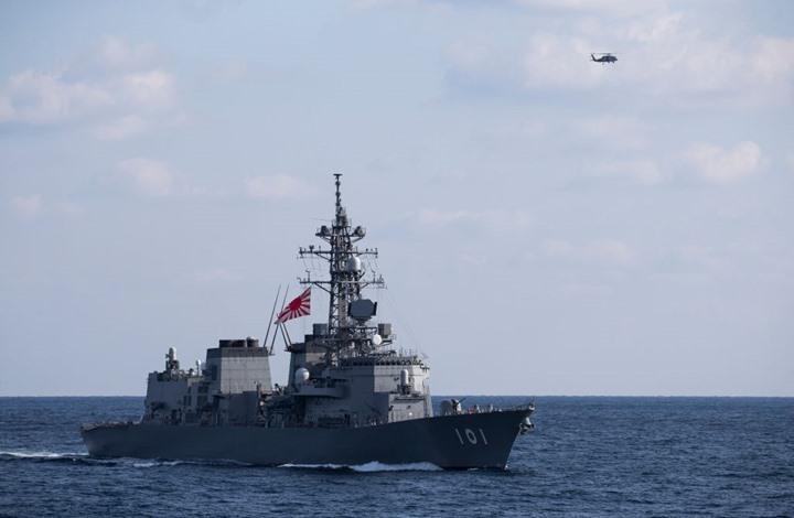 استعداد أمريكي لمساعدة اليابان في الدفاع عن جزر متنازع عليها