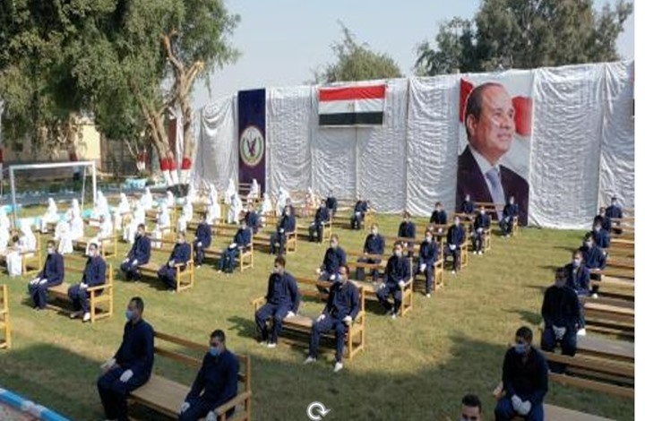 سلطات الانقلاب في مصر تفرج عن 3000 سجين احتفالا بعيد الشرطة