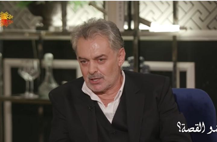 ممثل سوري: جربّت المساكنة قبل الزواج ولن أمنع ابنتي منها