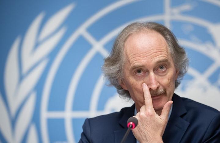 مصدر: الأسد رفض مقترحات بيدرسون حول اللجنة الدستورية