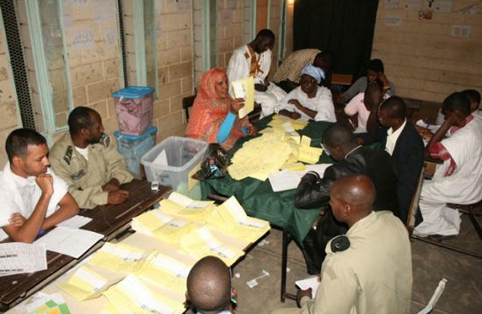 إسلاميو موريتانيا ينددون بخروقات الانتخابات