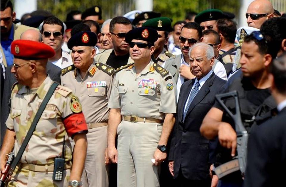 """غضب مصري على""""تايم""""..""""العميلة للإدارة الأمريكية"""""""
