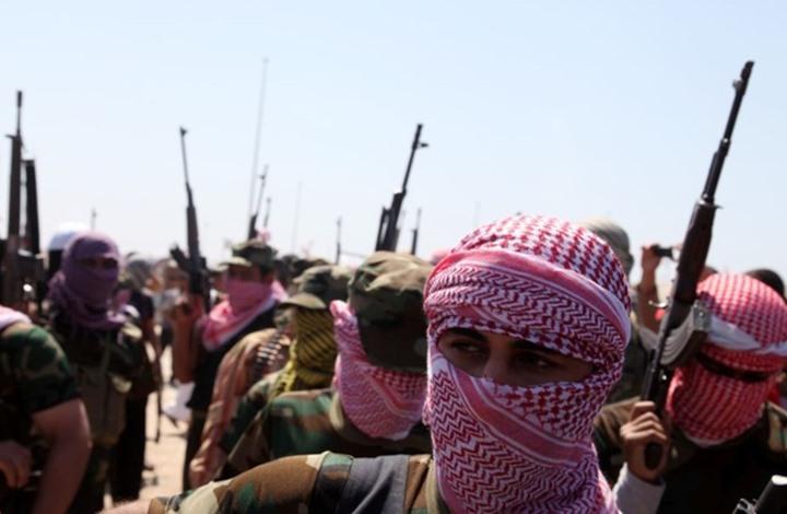 قيادي بالحشد العشائري يتشيّع ويتعهد بتفجير مسجدين (شاهد)