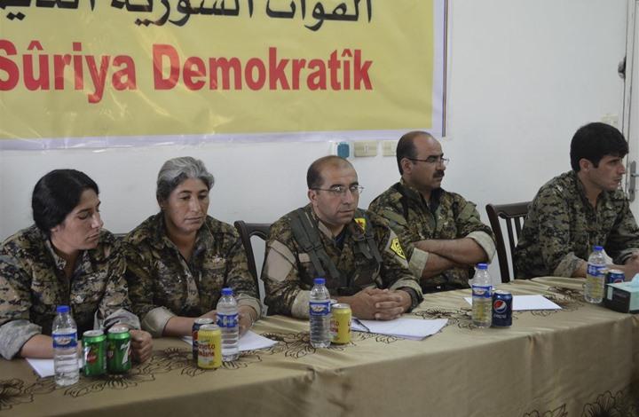 مصادر تركية: أمريكا قررت الاستعانة بالأكراد في معركة الرقة