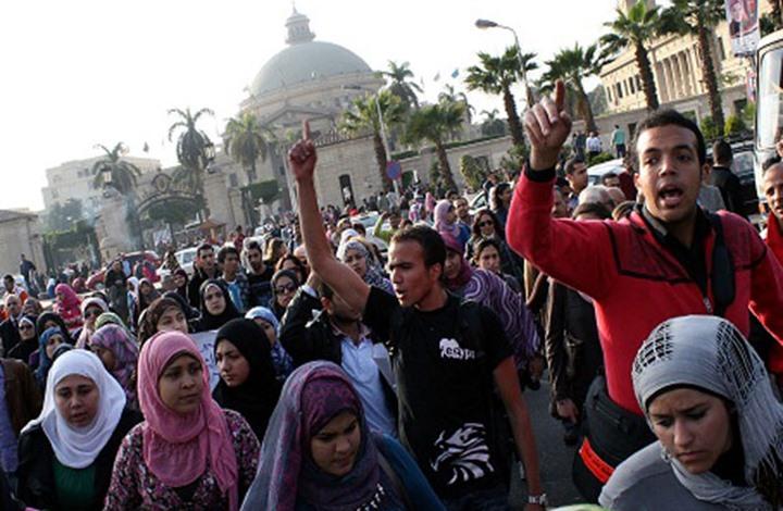 """حقوقيون: السيسي يتجه إلى تعديل قانون """"التظاهر"""" للأسوأ"""