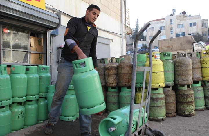 الحكومة الأردنية ترفع أسعار الغاز والبنزين وتوقف دعم سلع