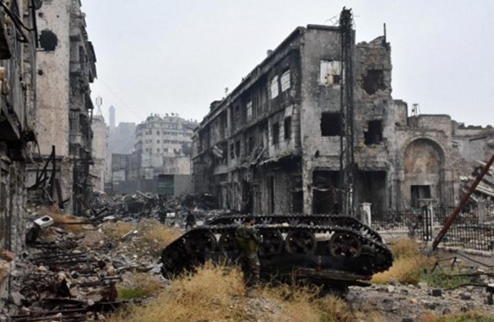 حلب.. من الشرارة إلى الاحتراق (مخطط زمني+ إنفوغرافيك)