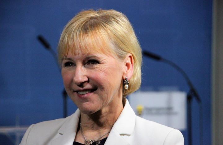 لماذا رفضت إسرائيل استقبال وزيرة خارجية السويد؟