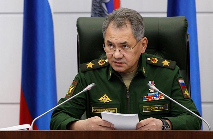 """روسيا تعلن """"تحرير"""" 12 ألف كلم مربع من أراضي سوريا (فيديو)"""