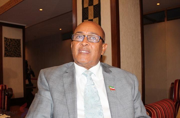 """ماذا قال رئيس برلمان أرض الصومال عن ميناء لـ""""دبي العالمية""""؟"""