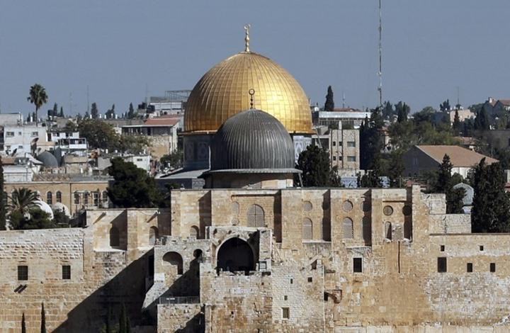 إسرائيل تفتتح نفقا يصل لساحة المغاربة الملاصقة للأقصى