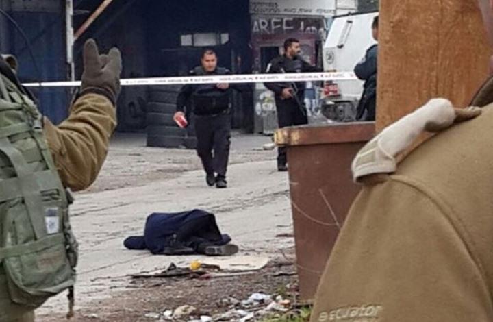 إصابة فلسطينية برصاص الاحتلال بالقدس بزعم محاولة طعن (صورة)