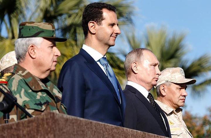 موقع فرنسي: هل يُعد الروس لاستبدال بشار الأسد؟