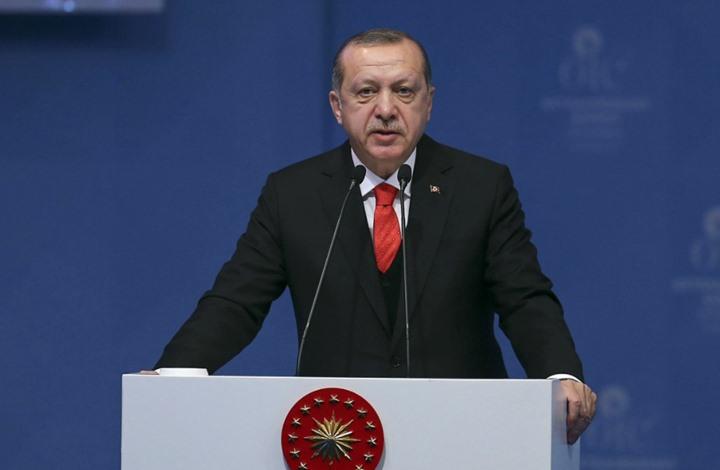 أردوغان: مساع لجعل القدس ضحية لأمر واقع من جانب واحد