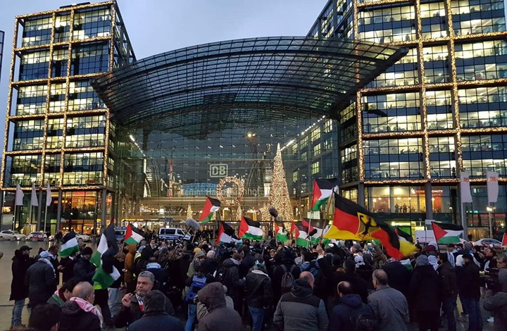 نشطاء عرب في ألمانيا: قرار ترامب مصيره الفشل (شاهد)