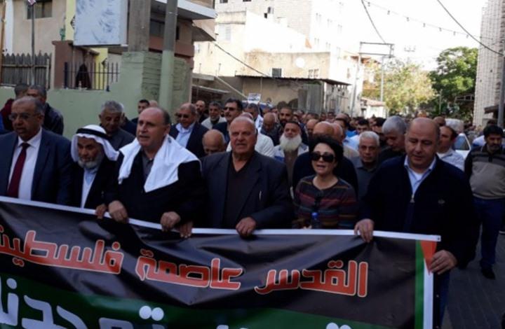 شرطة الاحتلال: تجدد احتجاجات المدن الفلسطينية مسألة وقت