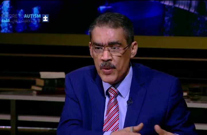 رشوان: أمريكا منزعجة من مصر وتسعى لإشراف دولي على سيناء