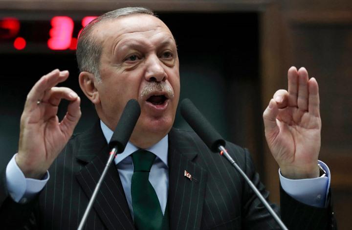 """أردوغان: لن نسمح بـ""""بلطجة اليونان"""" في """"وطننا الأزرق"""""""