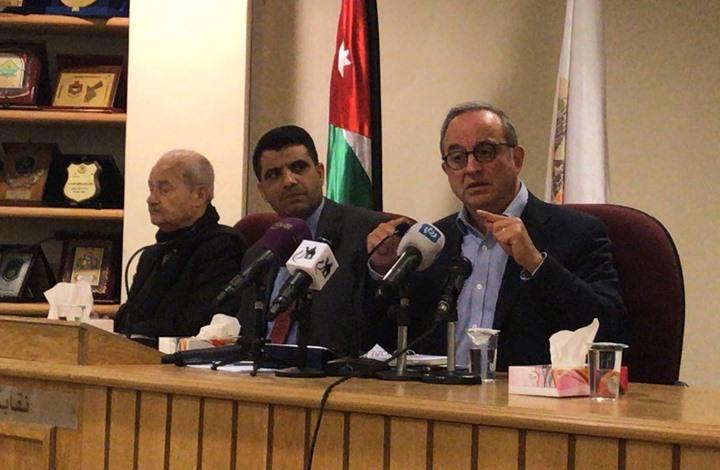 وزير أردني أسبق يحذر من مخطط تهجير فلسطينيين للأردن