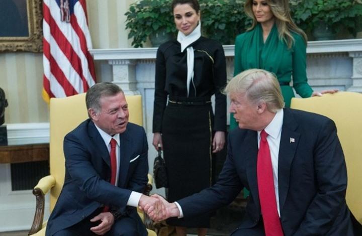 MEE: الأردن يناضل للبقاء رغم محور أمريكي سعودي جديد