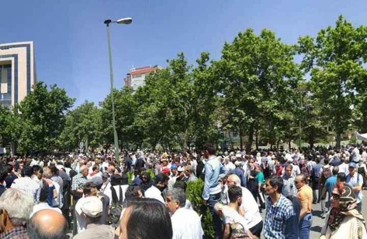 وثيقة سرية تكشف إحصائيات رسمية مثيرة عن مظاهرات إيران