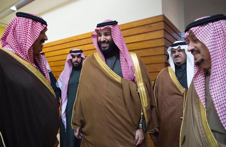 بعد الإفراج عنه.. متعب بن عبد الله يستقبل ابن سلمان (شاهد)