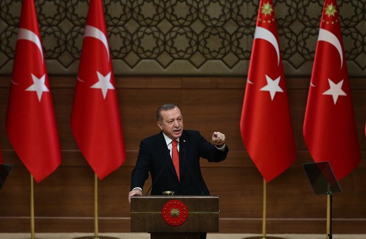 أردوغان يهدد بقطع العلاقة مع إسرائيل: القدس خط أحمر (فيديو)