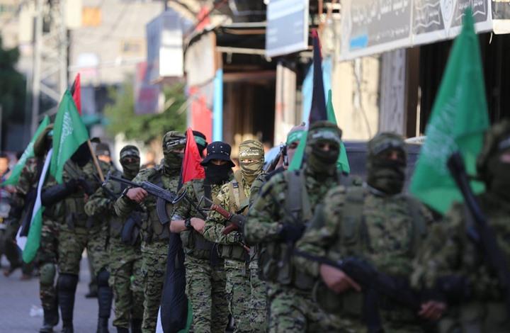 نشر بعض تفاصيل عملية عسكرية إسرائيلية لنزع سلاح حماس