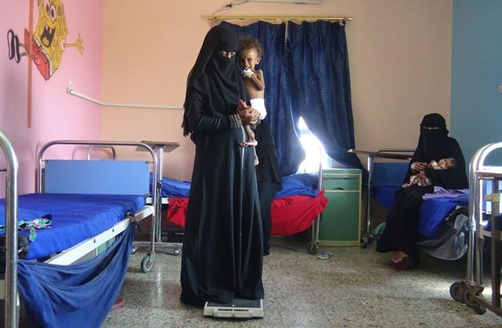 اليمن يعاني زيادة قياسية في الجوع ونقصا حادا في التمويل