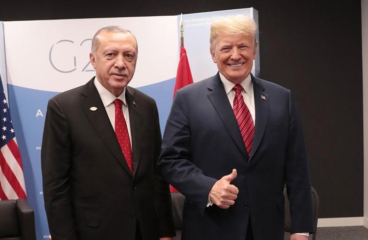 تسجيل لترامب: علاقتي جيدة بأردوغان وأفضل القادة الأكثر صرامة