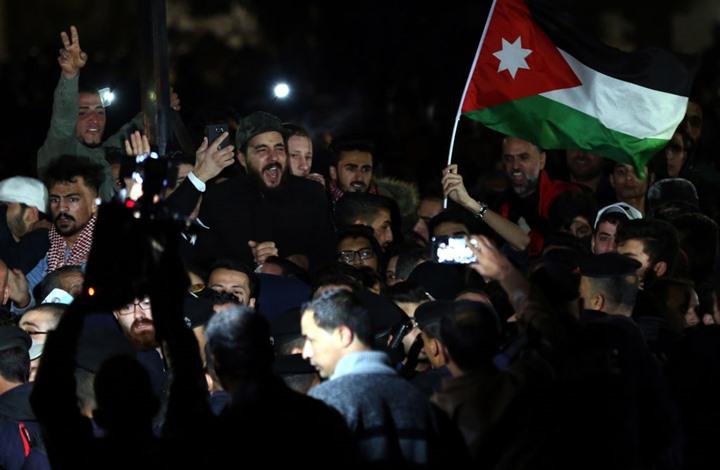 """الحكومة الأردنية تهاجم """"المعارضة الخارجية"""" قبيل اعتصام شعبي"""