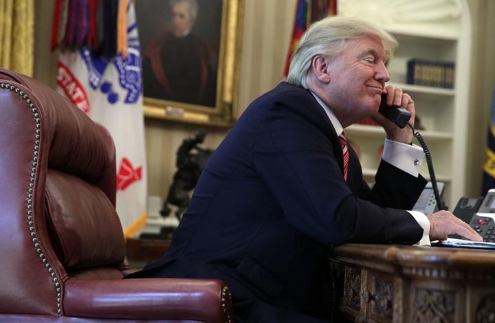 بعد تهديدات أردوغان حول منبج  السورية.. ترامب يتصل به