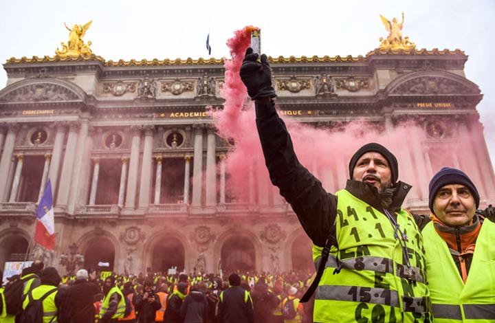 فرنسا تترقب الخميس أكبر إضراب مفتوح في تاريخ البلاد