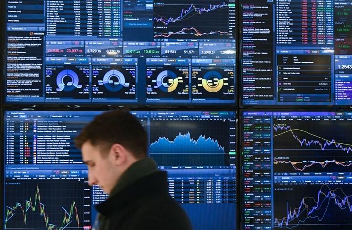 """تعثر """"اتفاق التجارة"""" يدفع أسهم أوروبا واليابان للهبوط"""
