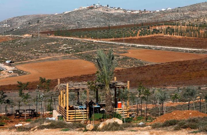 مستوطنون يستولون على أكثر من 400 دونم شمال غرب رام الله