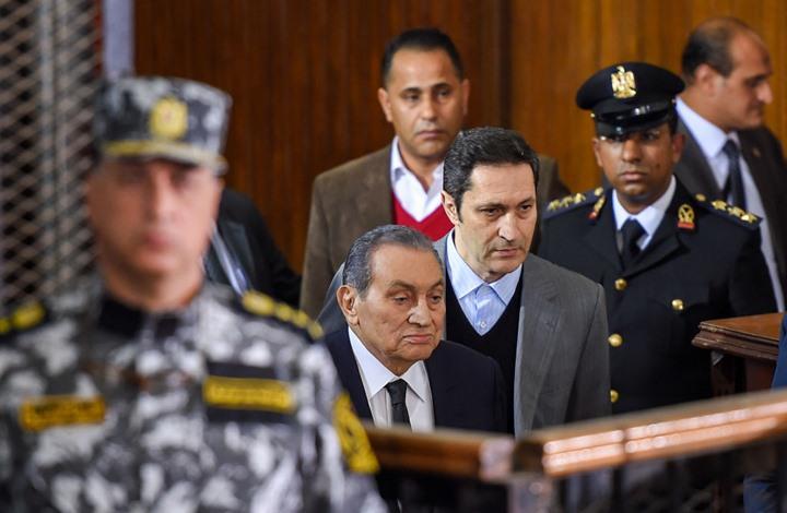 قرار بريطاني بشأن تجميد أموال مبارك وعائلته.. ونجله يعلق