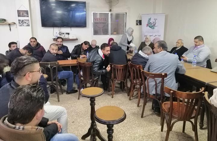 لاجئون فلسطينيون يراسلون سفير بريطانيا بعمّان.. لماذا؟ (شاهد)