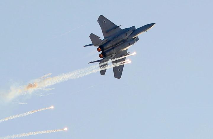 غارة إسرائيلية تستهدف ريف القنيطرة جنوبي غرب سوريا