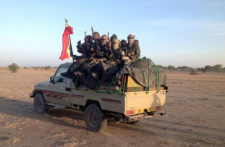 """الجيش التشادي يعلن """"تحييد"""" 300 مسلح من المعارضة غرب البلاد"""